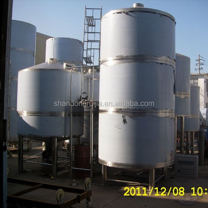 Liquid Beer Can Make Machine 5000l Brewing System Mash