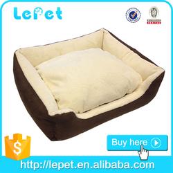Soft Fabric dog cushion bed/floor cushions/ floor bed