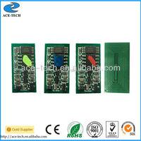 manufacturer 885372~885375 toner cartridge reset chip for ricoh AP3800 laser printer
