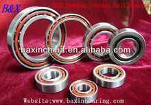 High quality 7012 angular contact ball bearing size 60*95*18mm