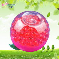 2014 hot ! Apple crystal osmanthus fragrance beads air freshener for air conditioners