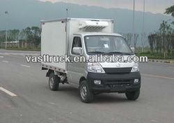 Reliable quality Mini SC1022DB4N Refrigerated Van