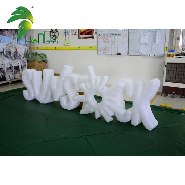 inflatable font  (4)