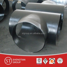 carbon steel low carbon steel pipe fittings barred tees