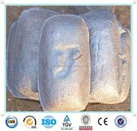 low silic cast iron pig iron ingot grey from China supplier