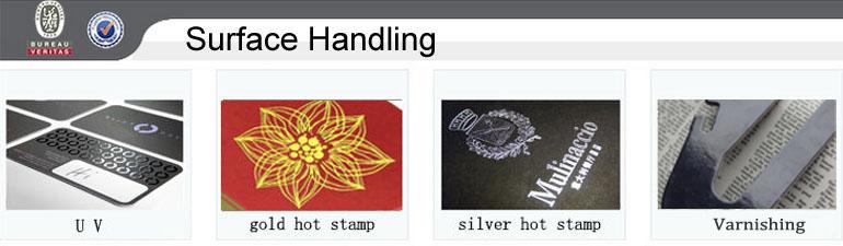 surface handling