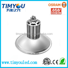 Wholesale price metal halide lamp cover meanwell 200w led high bay light