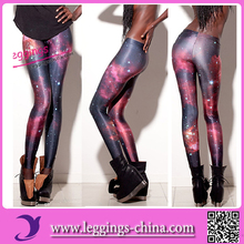 2015(K840)Free Sex Women Photo Galaxy Leggings