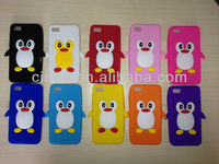 New Cute Penguin Silicone Soft Case Cover Skin For BlackBerry Z10
