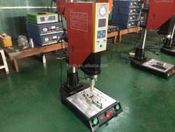 20khz ultrasonic welding machine in stock for PP ABS plastic joining