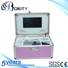 Latest products in market piel maquina de analisis used beauty salon furniture skin and hair analysis machine