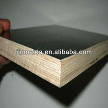high quality MR glue 18mm black phenolic film faced plywood