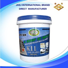 Waterproofing materials for concrete roof, waterproof paint for fish tanks
