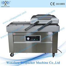 DZ-400/2SB automatic vacuum sealer tea bag packaging machine