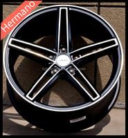 18 inch Popular design car alloy wheels, replica wheel rims