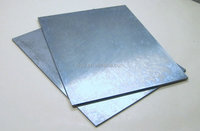 Wash and Polished Molybdenum rolling sheet