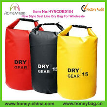 Small to large dry bag backpack waterproof tube bag dry bag