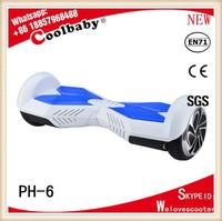 two wheels with en71 certificate electric scooter 2 wheel self balancing electric unicycle scooter