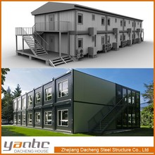 Portable Prefabricated Container Hotel for sale