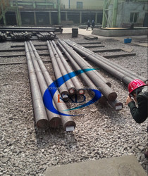 hot-rolled ribbed steel bars with good price