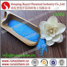 Factory Supply Low Price Swimming Pool Use Copper Sulfate Pentahydrate