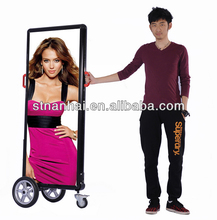 magnetic hand panel stand attractive picture Professional for subway