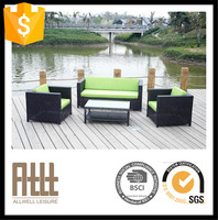 2015 New Arrival Resin Rattan Used Contemporary Synthetic Outdoor Furniture Direct From China Supplier AWRF5117