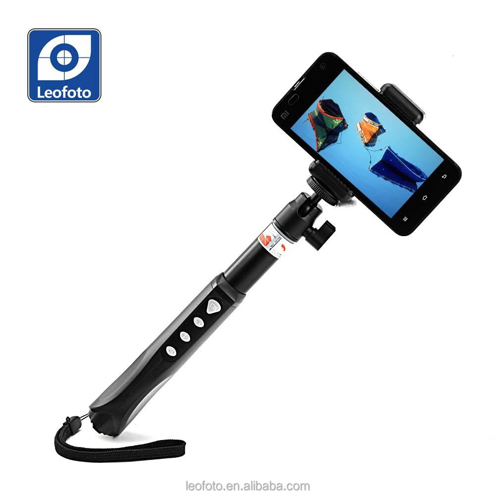 Wireless Monopod Bluetooth Selfie Stick Leofoto Qp940s