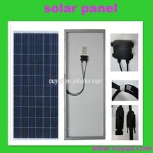 Ouyad Low price 5w mini solar panel 3kw solar panel 250w price or 3w to 300w best price per watt solar panels