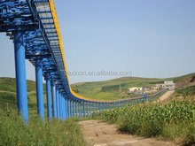 transport overland mining steel conveyor