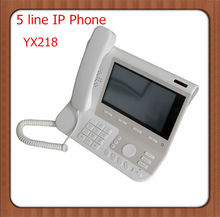 Hot!Best price android ip pbx grandstream,HD voice 4 line wifi voip phone,quad band telephone ip phone wtih asterisk server