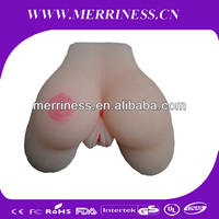 Big ass,Artifical flowersoft silicone pussy and ass for male american sex lady