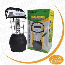 NB GOLDMORE Multifunctional 36LED solar power camping lantern super bright tent camp Dynamo camping light lamp Lantern