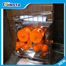 CE popular orange juice extractor machine for sale