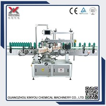 TB-580 Automatic Bottle Filling Capping And Labeling Machine