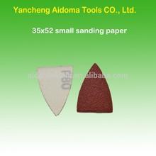 Papel de lija para oscilante de la almohadilla de lijado múltiples herramientas accesorios