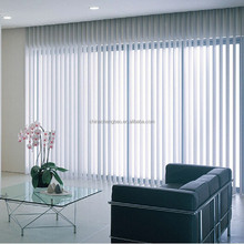 Office blackout curtain fabric vertical blind curtains