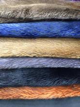 real animal fur Canada beaver fur material for garment