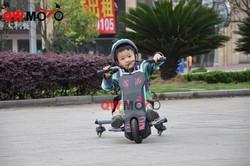Electric mini dirt bike 100W Drift Trike mini 3 wheels ATV bikes drifting for sale