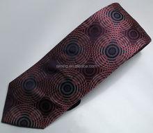 2015 new design export pure silk ties sets