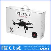 long distance range 1km remote control RBD predator quadcopter