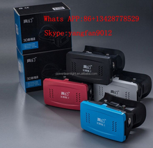 Best Gift 3D Virtual Reality Google Glass 3d active glasses