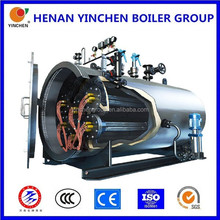 Electrical and electric steam boiler generator with superheater and ce sgs csa iso
