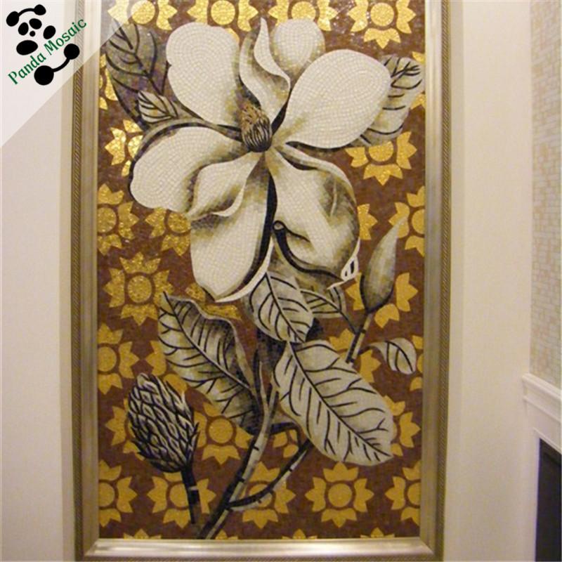 벽 꽃 타일 주방 부엌 backsplash 모자이크 디자인 사진-모자이크 ...