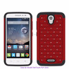 Factory price waterproof plastic hard case cover for alcatel one touch fierce