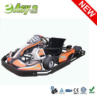2015 hot 200cc/270cc 4 wheel racing go kart tires and rims with plastic safety bumper pass CE certificate