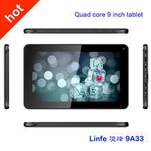 Hot 9 Inch Tablet A33 Capacitive Touch Pc Tablet Free Game Download