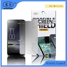 Mirror Screen Guard Protector Film Shield for LG D958 mobile phone accessories