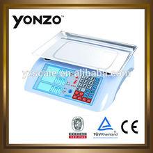 caliente la venta de calibración de la balanza electrónica acs digital de balance