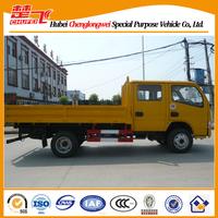 Tipper truck 2 ton Dongfeng 4x2 light truck small truck